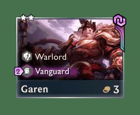 Garen Chosen Vanguard v2
