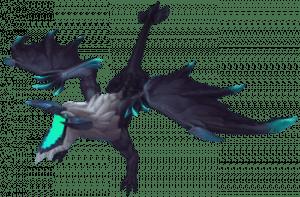 Elder Dragon Render