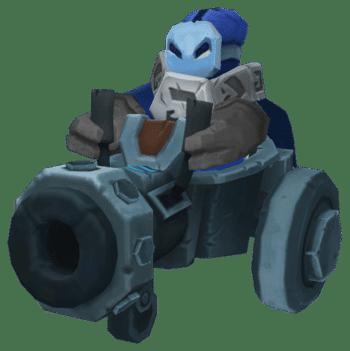 Order Minion Siege Render