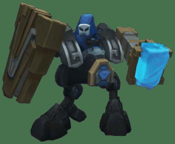 Order Minion Super Render