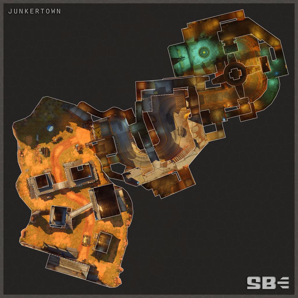 Junkertown OW