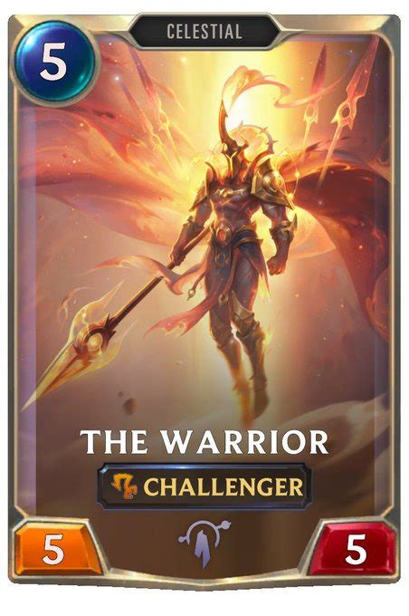 carte challenger
